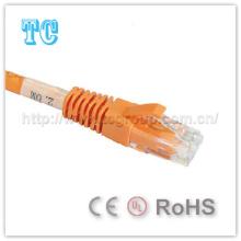 Сертификат Ce / RoHS UTP Cat5e Patchcord 3m