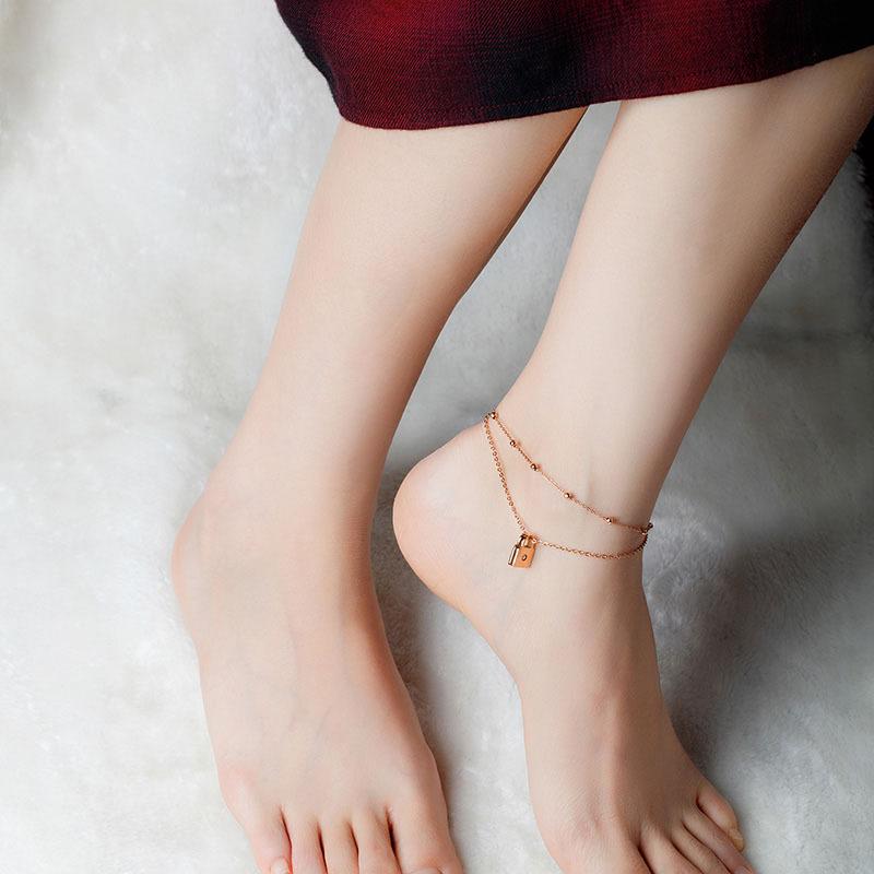 Bridal Anklet Designs