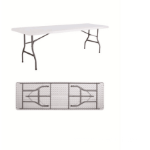 8FT Regular Camping Folding Table