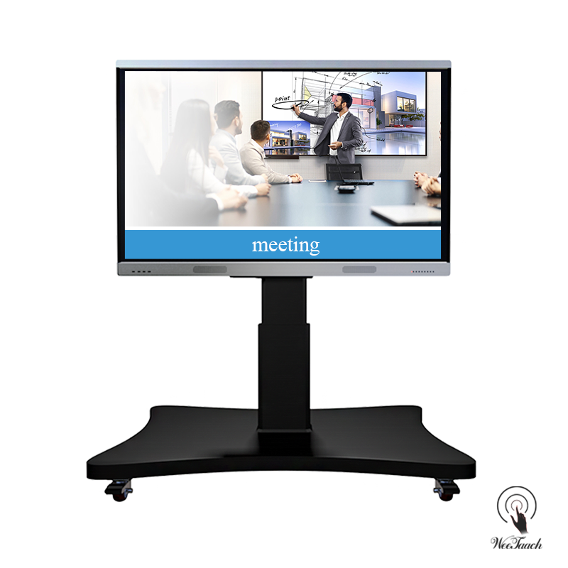 75 Inches Infra-Red Screen With Automatic Stand