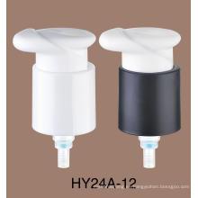 24 mm de diámetro interior Cosmetics Emulsión Airless Bottle Cream Lotion Pump