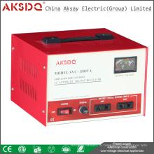 Горячий SVC однофазный автоматический высокоточный сервомотор переменного тока стабилизатор напряжения для холодильника, изготовленного в Китае
