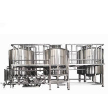 micro turnkey beer brewing brewery equipment