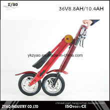 Factory Price Best-Selling Cheap Folding Electric Bike 12inch Tyre