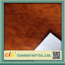 Alibaba Newest stock lot of pu leather