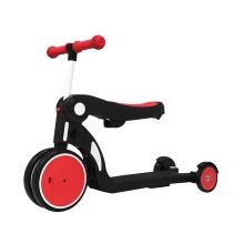 Многофункциональный складной детский трехколесный велосипед Xiaomi Bebehoo