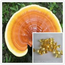 Supercritical CO2 Ganoderma Spore Óleo / Reishi Spore Óleo / Reishi Extract