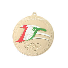 Pigeon Olympic Metal Medal for Award