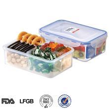Aufbewahrungsbehälter für Plastikbehälter