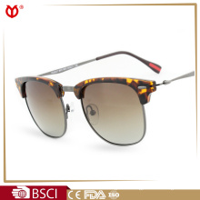 Copper Frame Polarized Club Sunglasses