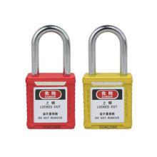 38mm Stahl Schäkel Standardschlüssel System Sicherheitsschloss (BD-G01)