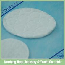 novas almofadas de algodão cosmético facial do projeto