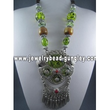 Lady`s fashion necklace 2012