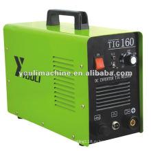 Инвертор DC TIG Сварочный аппарат TIG-160 tig welder
