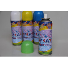 250ml Color Disappear White  Foam Snow Spray
