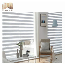 fire-proof vertical roman roller blind fabric rolls for home
