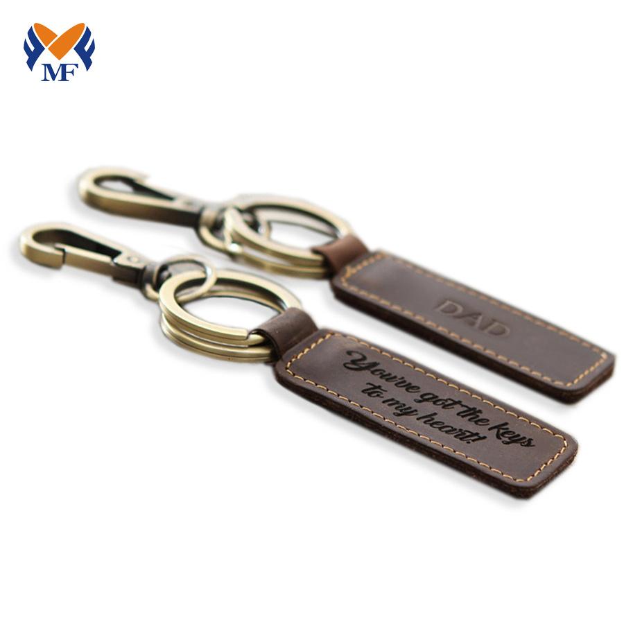 Leather Keychain Wholesale