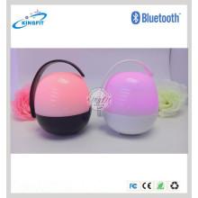 Altofalante do rádio de FM de Bluetooth Mini altofalante do diodo emissor de luz
