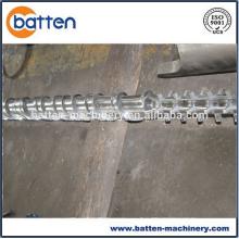 Baril à vis unique pour extrudeuse de tuyaux PPR HDPE