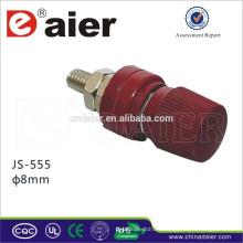 Fabrique el poste obligatorio para el altavoz de China JS-555 poste de unión terminal 8m m