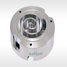 Electric Car Caddo Scroll CNC Turning Components ISO9001