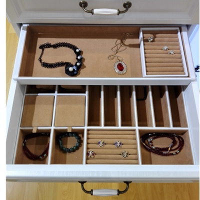 Customize Drawer Jewelry set