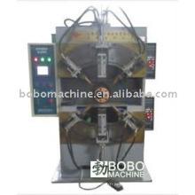 Vehicle silencer seam welding machine
