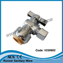 Push Connect * Compression Angle Valve (V220602)