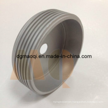 Precision CNC Turning / Turned Parts with Outside Thread (MQ714)