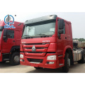 Camion tracteur Sinotruk 6x4 HOWO 371hp