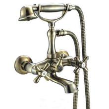 Смеситель для душа высокого качества для ванной комнаты бронзового цвета