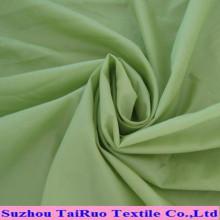 Tafetá de nylon de 100% para o vestuário com o plutônio revestido