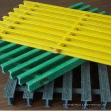 Grating de FRP / GRP Pultruded, grating da fibra de vidro com de alta qualidade