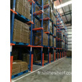 Drive In Racking Cold Warehouse Storage System