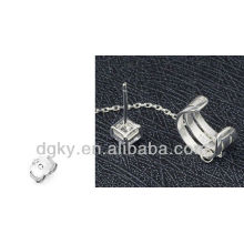 Surgical Steel indian ear chain body jewelry