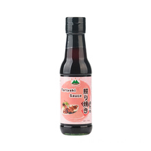 150ml Glasflasche Teriyaki Sauce