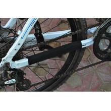 Road MTB Bike Guard Cover Pad Accessoires pour vélo Cirage en chaîne Care Stay Posté Protector
