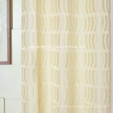 2016 Nova cortina de janela de 100% Polyester Jacquard