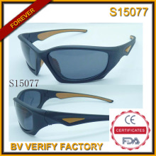 2015 die meisten Cool neue Sport-Sonnenbrille mit kostenlose Probe (S15077)