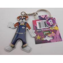 Porte-clés de promotion, porte-clés avec pièces (GZHY-KA-081)