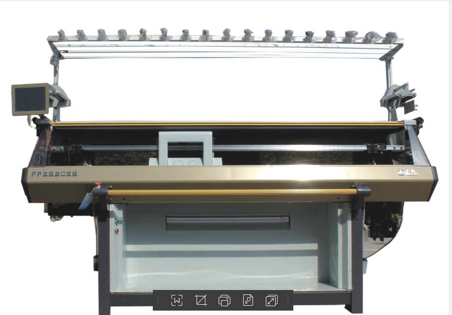 50inch Vamp Knitting Machine