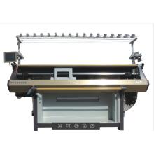 Double System Computerized Flat Jacquard Knitting Machine