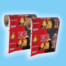 Zx Factory Price Puffed Food Roll Film