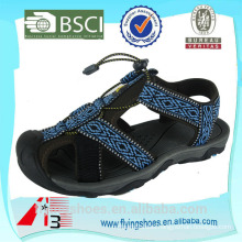 new design flat sandals high quality Printing ribbon maasai sandals 2015