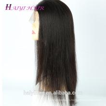 Алиэкспресс свободный образец волосы расслоения 6А класса Реми Оптовая продажа человеческих волос парик шнурка