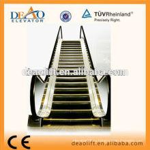 Эскалаторный лифт с шириной захвата 35 градусов