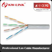 UTP / FTP / STP / SFTP Cat 5e Lan Kabel von 25 Kabel Fabrik