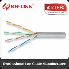 UTP / FTP / STP / SFTP Cat 5e Lan Cable de 25 Cable Factory