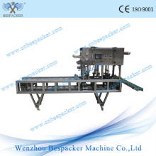 Disposable Cup Water Tray Sealer Machine for Sealing Cups