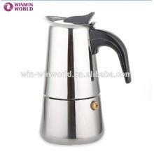 Wholesale Italy Professional Cooks Espresso Coffee Maker Moka Pot